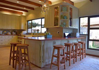 french style kitchen